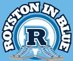 Royston in BLue