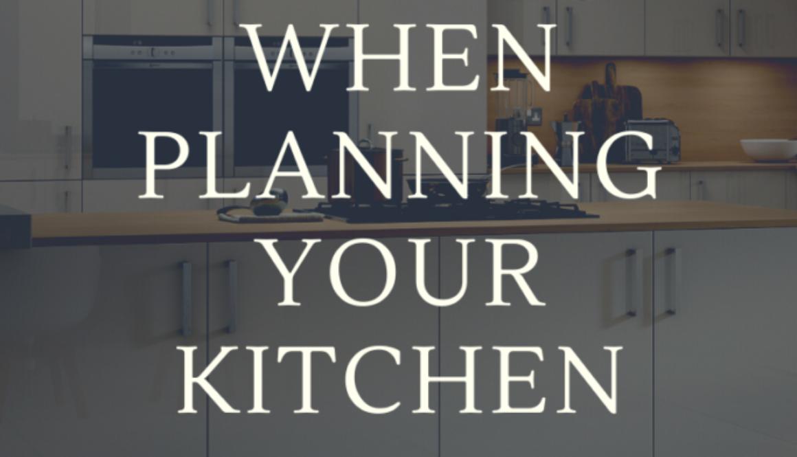 10 Kitchen essentials